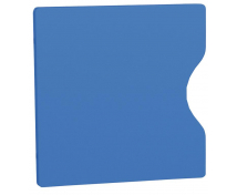 [Ajtó P/kék/minta nélkül]