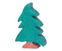 [Fából készült fák - Fenyőfa alacsony ]