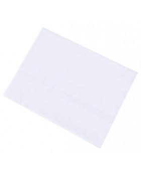 Egyszínű - fehér - paplan és párna készlet - IDEÁL méret
