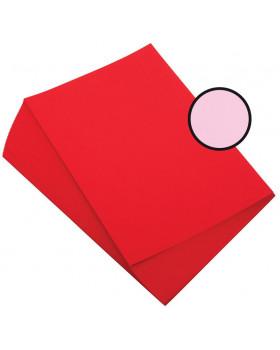 Színes rajzlap, 225 g/m2 - rózsaszín A3