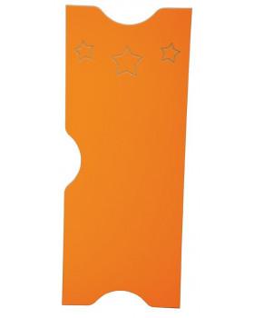 Csillag ajtó - Ementál szekrényhez - narancssárga