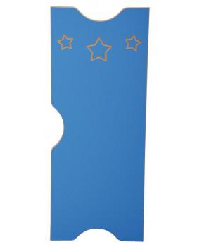 Csillag ajtó - Ementál szekrényhez - kék