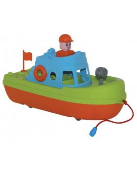 Hajó kerekeken - Mentőcsónak