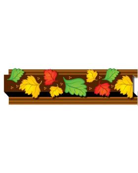 Dekoráció - szegélyező - Őszi levelek