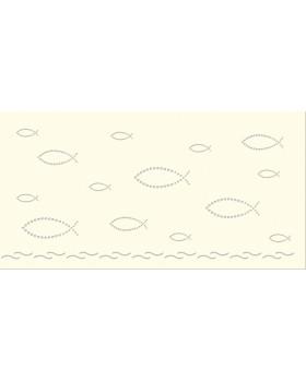Asztali lampion - Halacskák