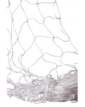 Dekorációs háló  5x1 m - fehér