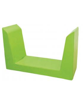 Ülőke U - zöld