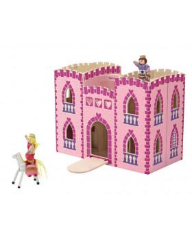 Szétnyitható vár hercegnőknek