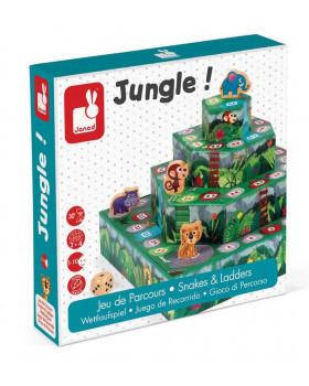 3D játék - Dzsungel