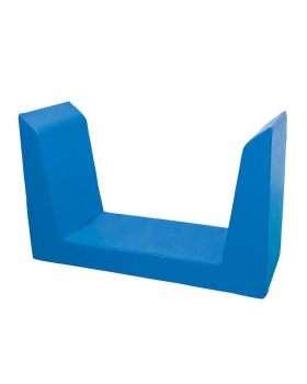 Ülőke U - kék