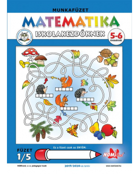 Matematika iskolakezdőknek