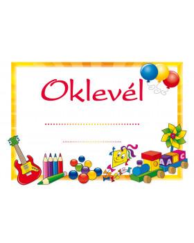 Oklevél – általános