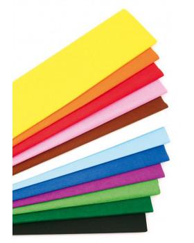 Krepp-papír - lila