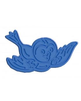 Fali dekoráció - madárka