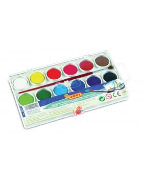 Vízfesték - 12 színű
