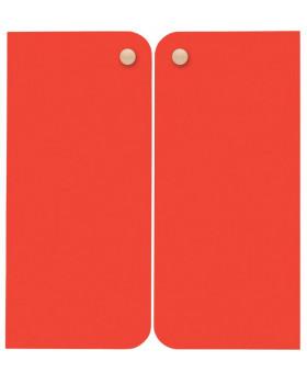 Ajtó, nagy - piros